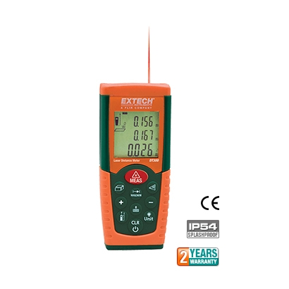 Extech – Máy đo khoảng cách bằng tia Laser