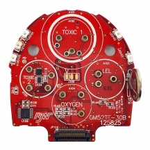Honeywell BW -  Sensor PCB Replacement for GasAlertMicro 5