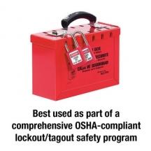 Master Lock 498A - Latch Tight™ Portable Group Lock Box