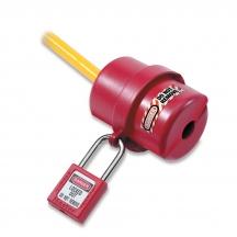 Master Lock 487 - Rotating Large Electrical Plug Lockout