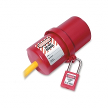 Master Lock 488 - Rotating Large Electrical Plug Lockout