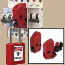 Master Lock S2394 - Universal Miniature Circuit Breaker Lockout