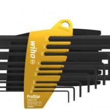 Wiha 369ZB - L-key set in ProStar holder